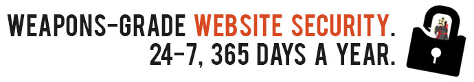 website security and malware protection for your website