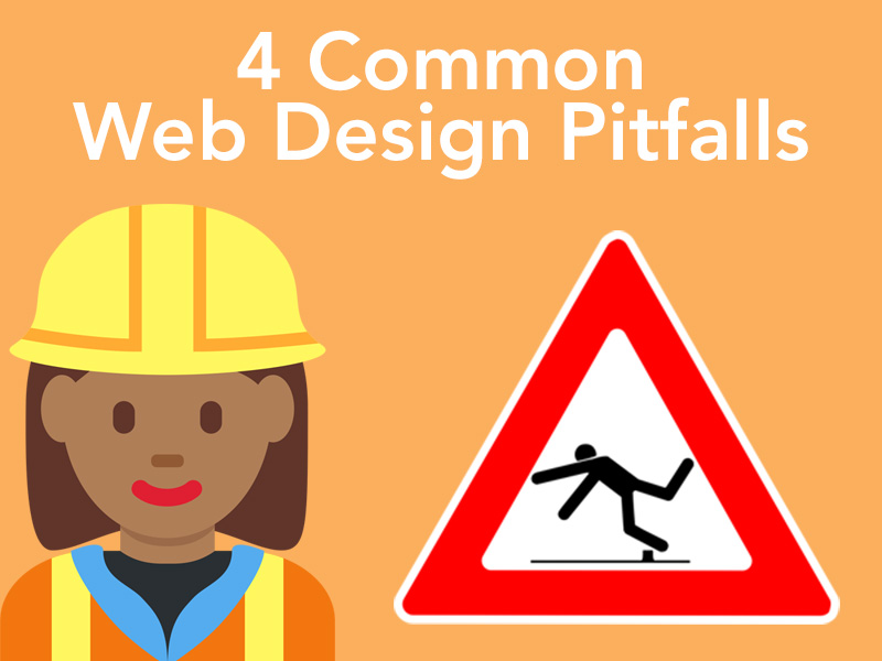 Web Design Pitfalls