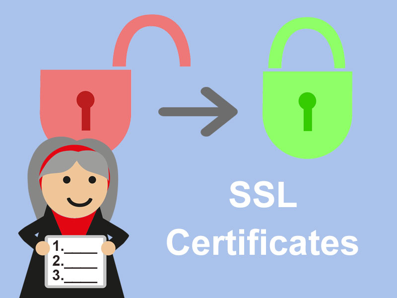 setting up ssl